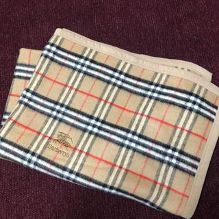 バーバリー(BURBERRY)の新品 バーバリー  Burberrys 毛布(毛布)