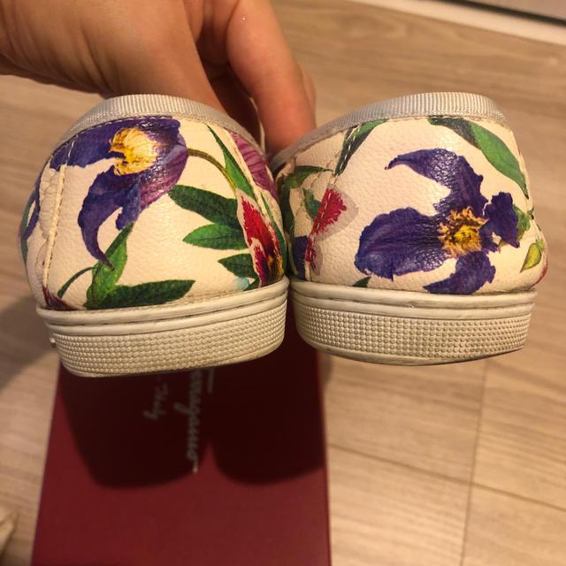 Salvatore Ferragamo(サルヴァトーレフェラガモ)のSalvatore Ferragamo RUFINA フェラガモ フラット レディースの靴/シューズ(バレエシューズ)の商品写真