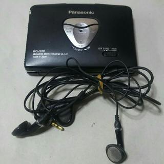 パナソニック(Panasonic)のPanasonic  RQ-S30カセットプレーヤー(ポータブルプレーヤー)
