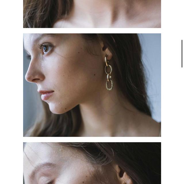 Ameri VINTAGE(アメリヴィンテージ)のjuemi ピアス 新品 レディースのアクセサリー(ピアス)の商品写真