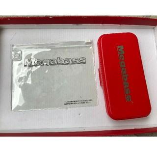 メガバス(Megabass)のメガバス ケース(ルアー用品)
