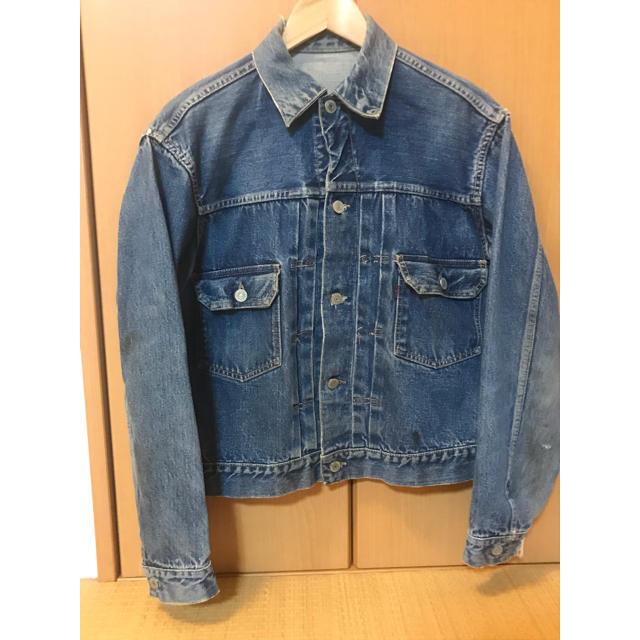 Levi's(リーバイス)のリーバイス507XX ビンテージデニムジャケット Gジャン メンズのジャケット/アウター(Gジャン/デニムジャケット)の商品写真
