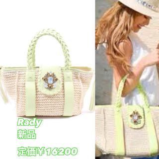 Rady - 新品①⓪⑧Rady ビジュー付き バッグ 定価¥16200