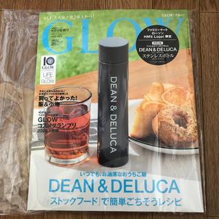 ディーンアンドデルーカ(DEAN & DELUCA)のGROW 8月号 本のみ(ファッション)