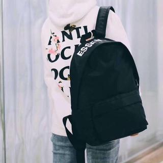 フィアオブゴッド(FEAR OF GOD)のFOG Essentials Backpack リュック  カラー:ブラック(バッグパック/リュック)