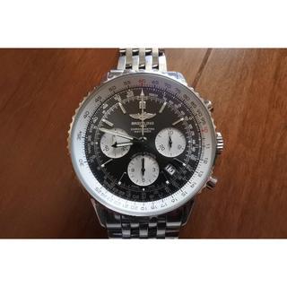 ブライトリング(BREITLING)の国内正規品BREITLING ナビタイマー01 グラファイト リミテッド(腕時計(アナログ))