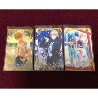 セガ(SEGA)のFGOアーケード ノーマル礼装 3枚(カード)