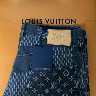 ルイヴィトン(LOUIS VUITTON)の即日可 Louis Vuitton NIGO 1A88WJ モノグラム デニム(デニム/ジーンズ)