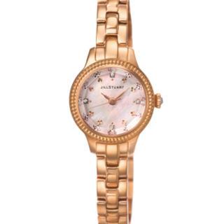 ジルスチュアート(JILLSTUART)のジルスチュアート タイム ソーラー 時計(腕時計)
