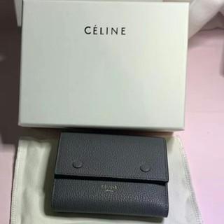 celine - セリーヌ CELINE 三つ折り財布 バイカラー