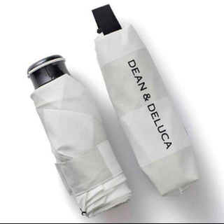 ディーンアンドデルーカ(DEAN & DELUCA)の新品・DEAN & DELUCA 折り畳み傘 晴雨兼用 日傘 雨傘(傘)