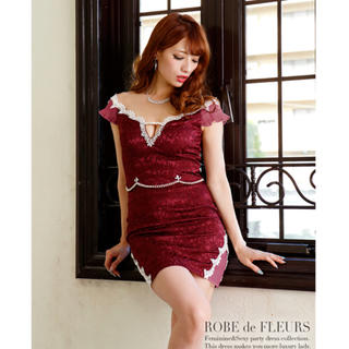 Andy - ROBE de FLEURS♡ツーピース♡ミニドレス