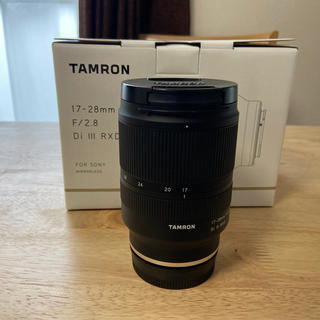TAMRON - 使用感少 Tamron 17-28mm f2.8 タムロン17-28