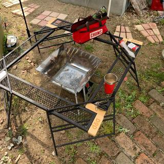 ドッペルギャンガー(DOPPELGANGER)のDOD テキーラ 焚火台/テーブル/ラック(テーブル/チェア)