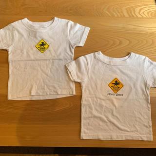 パタゴニア(patagonia)のハワイ購入 2枚セット  80cm(Tシャツ)