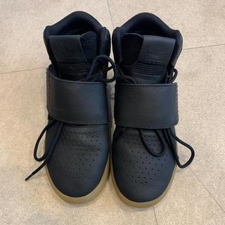 アディダス(adidas)のhalehonuさま専用☆アディダス スニーカー 22.5  23 ブラック (スニーカー)
