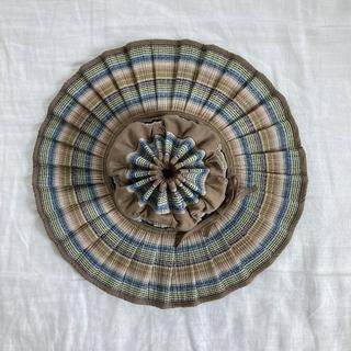 ビューティアンドユースユナイテッドアローズ(BEAUTY&YOUTH UNITED ARROWS)のlorna murray capri hat / child L(帽子)