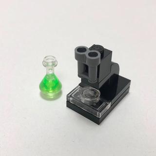 Lego - 【新品未使用】レゴ LEGO 顕微鏡 フラスコ 実験 研究
