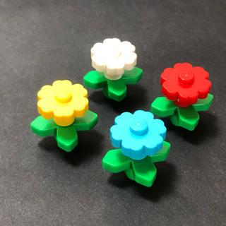 Lego - 【新品未使用】レゴ LEGO 花 4色