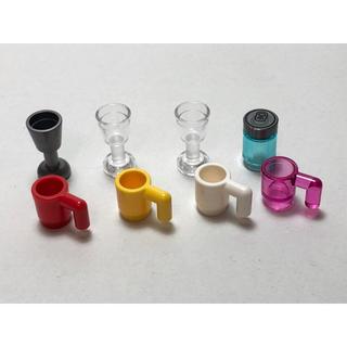 Lego - 【新品未使用】レゴ LEGO コップ グラス セット