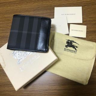 バーバリー(BURBERRY)のBURBERRY(バーバリー、札・カード入れ)(折り財布)