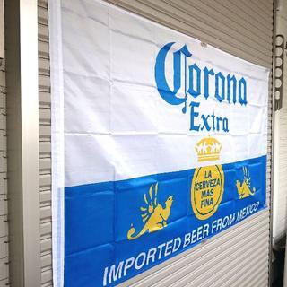 コロナビール ロゴ フラッグ 90cm×150cm 特大