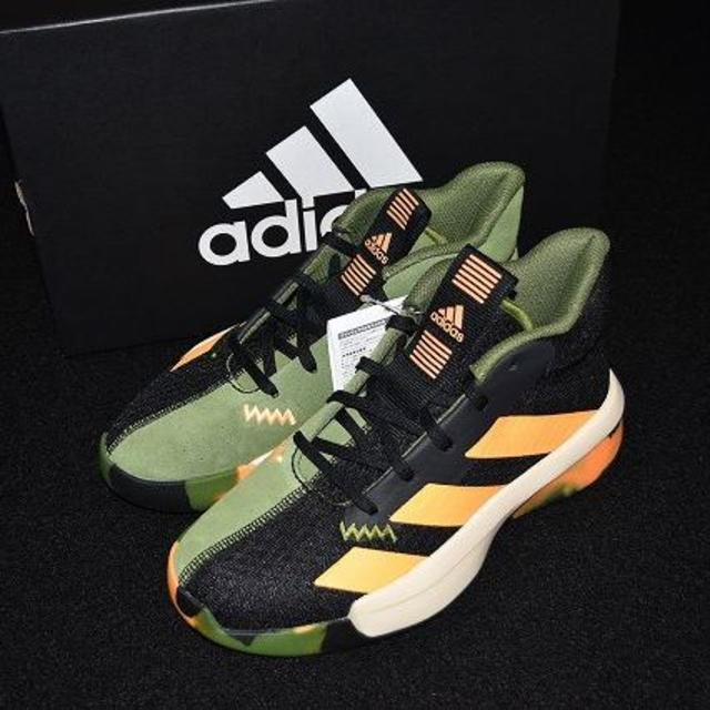 adidas(アディダス)のadidas Pro Next K バスケット 22.5 キッズ/ベビー/マタニティのキッズ靴/シューズ(15cm~)(スニーカー)の商品写真