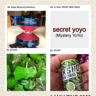 yoyo factory A MAGING2020限定セット(ヨーヨー)