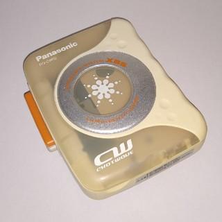パナソニック(Panasonic)のパナソニック カセットテーププレイヤー(ポータブルプレーヤー)
