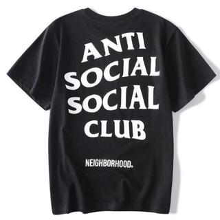 アンチ(ANTI)のanti x neighborhoodコラボTシャツ(Tシャツ/カットソー(半袖/袖なし))