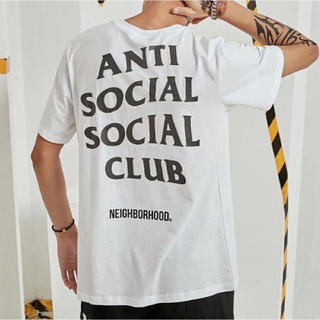 anti x neighborhoodコラボTシャツ