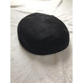 未使用 美品 ベレー帽 キャスケット 帽子(ハンチング/ベレー帽)