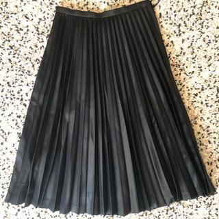 ROPE - ROPE ロペ プリーツスカート  黒 きれいめ 送料込み