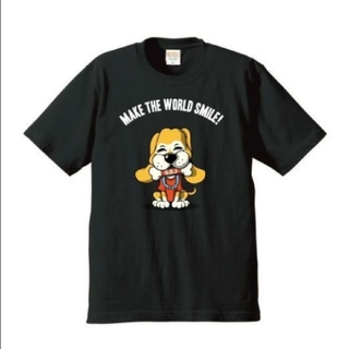 【新品・未使用】志尊淳/Tシャツ<マックス> 黒  XL! (男性タレント)