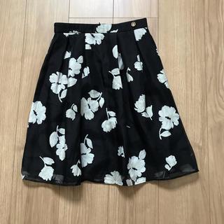 ミッシュマッシュ(MISCH MASCH)のミッシュマッシュ♡花柄スカート(ひざ丈スカート)
