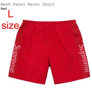 シュプリーム(Supreme)のSupreme Mesh Panel Water Short  Lsize(水着)