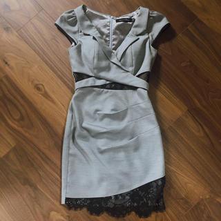 ROBE - ローブドフルール ドレス Mサイズ