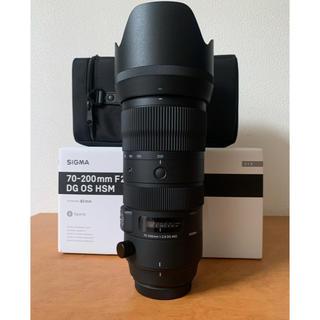 Canon - SIGMA 70-200mm  f2.8 DG OS HSM EFマウント 美品