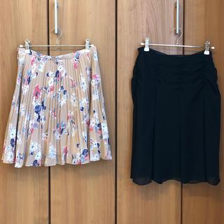 プロポーションボディドレッシング(PROPORTION BODY DRESSING)のプロポーションボディドレッシング スカート2枚セット(ひざ丈スカート)