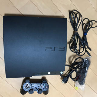 ソニー(SONY)のPlayStation 3  本体&ガンシューティングソフト(付属品付)(家庭用ゲーム機本体)