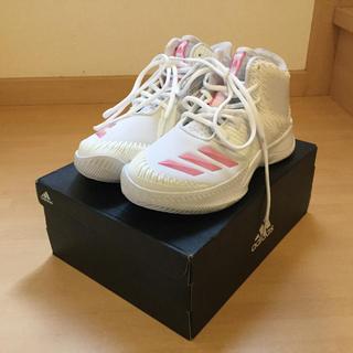 アディダス(adidas)のAdidas BW0566 バスケットシューズ 24.0cm(バスケットボール)