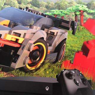 エックスボックス(Xbox)の展示品 Xbox One X Forza Horizon 4 CYV-00474(家庭用ゲーム機本体)