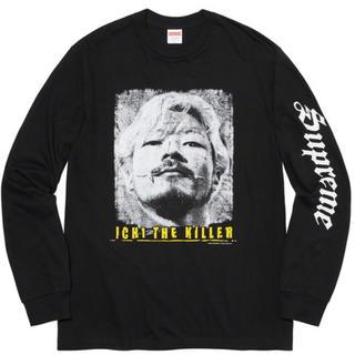 Supreme - Supreme Ichi The Killer L/S Tee Black L