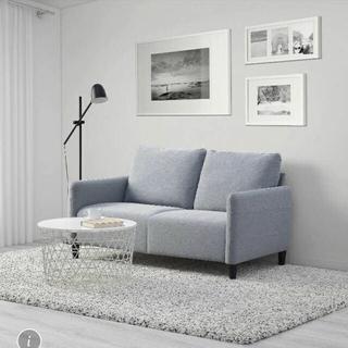 IKEA - 【引き取り限定】IKEA 2人がけソファー