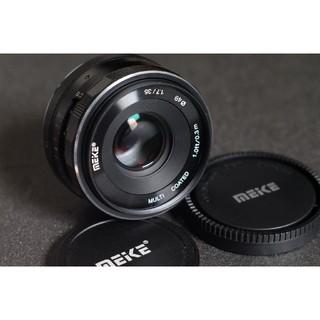 フジフイルム(富士フイルム)のMeike 35mm F1.7 フジxマウント(レンズ(単焦点))