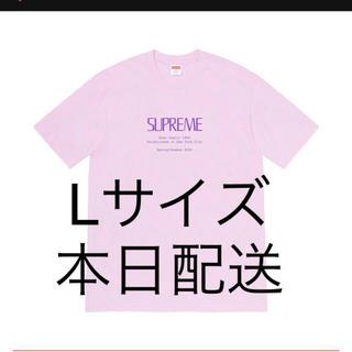 シュプリーム(Supreme)の【即完売】シュプリーム supreme Anno Domini Tee(Tシャツ/カットソー(半袖/袖なし))
