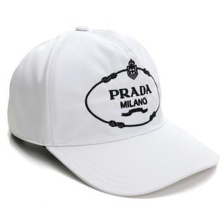 PRADA - 新品未使用 プラダ PRADA キャップ 帽子 ハット メンズ レチレディース