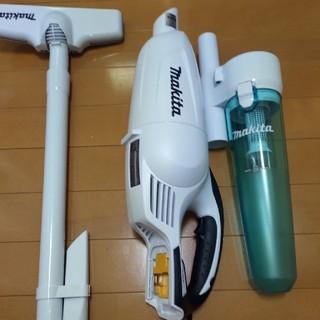 Makita - マキタ コードレス掃除機 CL180 サイクロンユニット付