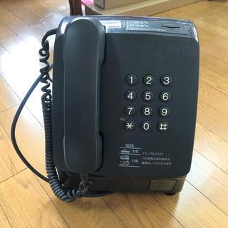 NTT ピンク電話 PT-4TEL 公衆電話 テレホン
