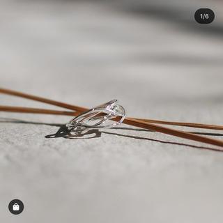 イーエム(e.m.)のten. branch ring silver925(リング(指輪))